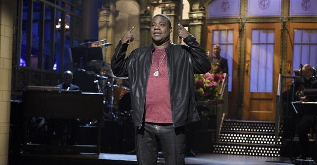 Fresh from 'SNL' return, Tracy Morgan plans stand-up tour