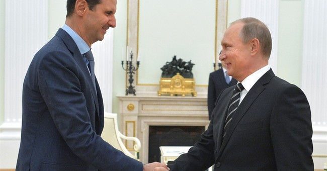 Turkey: Assad should stay in Moscow to give Syrians 'relief'