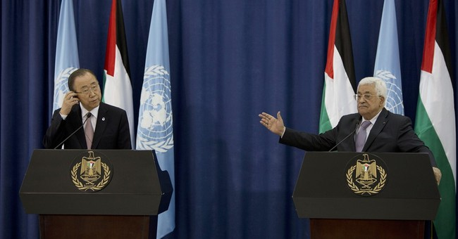 The Latest: UN chief 'pessimistic' on Israel-Palestinians