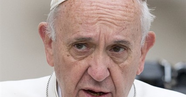 Vatican denies pope is in ill health after newspaper report