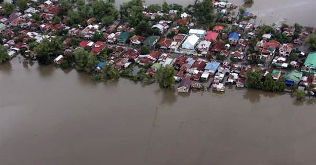 Death toll from tropical storm in Philippines climbs to 39