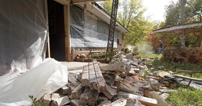 Study: Strong Oklahoma quakes caused by industrial activity