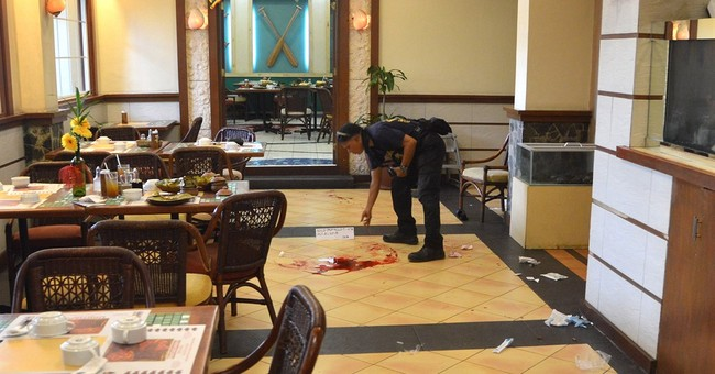 2 Chinese diplomats killed at restaurant in Philippines