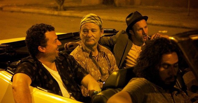 Review: Murray finds some comedy in messy 'Rock the Kasbah'