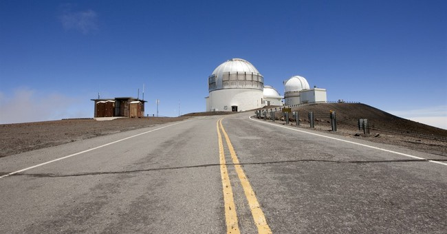 Former UK telescope to be removed from Hawaii mountain