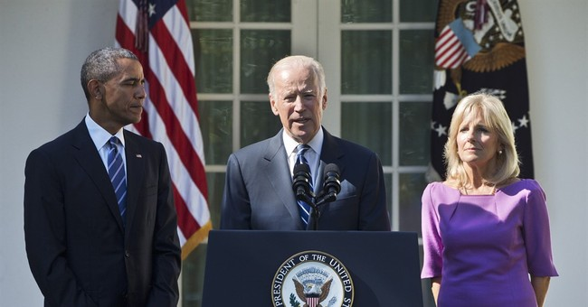 Joe says no: Biden won't run, a boost for Clinton