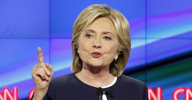 Clinton: 'History isn't finished with Joe Biden'