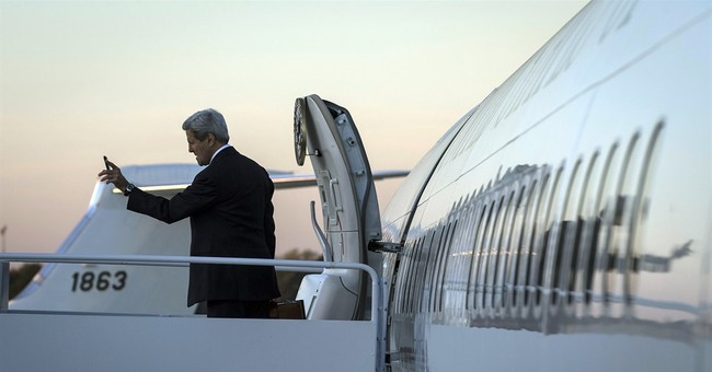 Kerry seeks Mideast answers amid deteriorating conditions