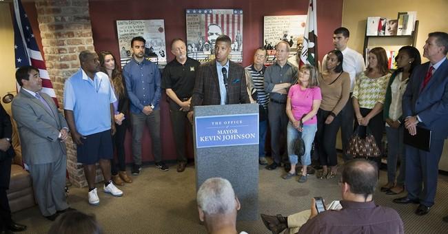 Ex-NBA star won't seek re-election as mayor of Sacramento