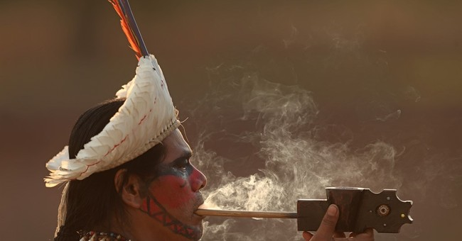 Indigenous 'Olympics' set to start in remote Brazilian city