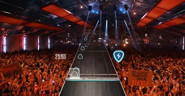 Review: Activision's 'Guitar Hero' reboot kicks out the jams