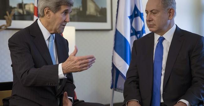 Kerry: 'Cautious measure of optimism' after Netanyahu talks