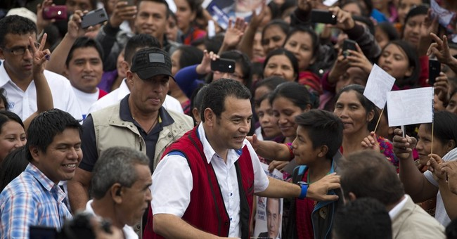 Next Guatemala president must respond to restive populace