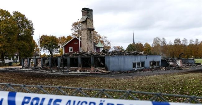 Arson attacks at asylum homes raise fears in tolerant Sweden