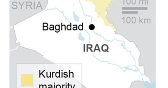Pentagon: American killed in raid to free Iraqis held by IS
