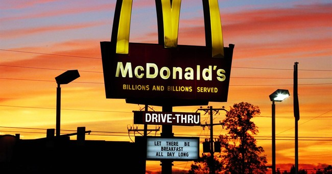 McDonald's sales in US edge up for first time in 2 years