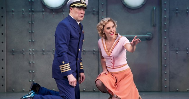 Review: Broadway's 'Dames at Sea' all at sea _ in the past