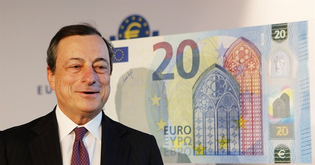 European Central Bank opens door to more stimulus