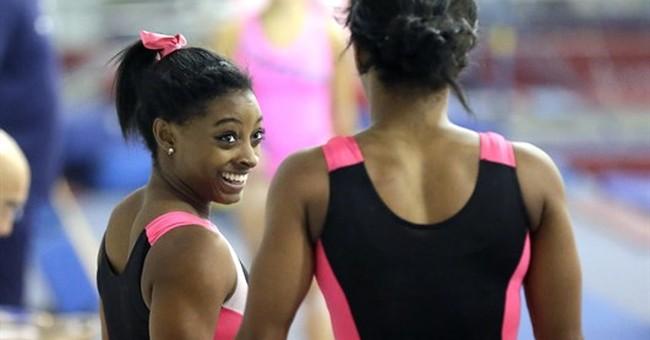 As Rio nears, gymnastics' Biles is ready to take charge