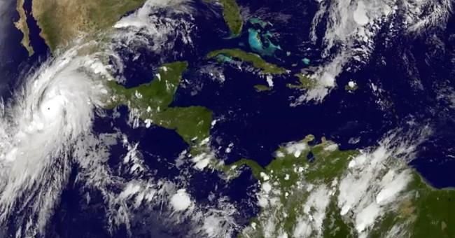 Category 5 Hurricane Patricia nears Mexico's Pacific Coast