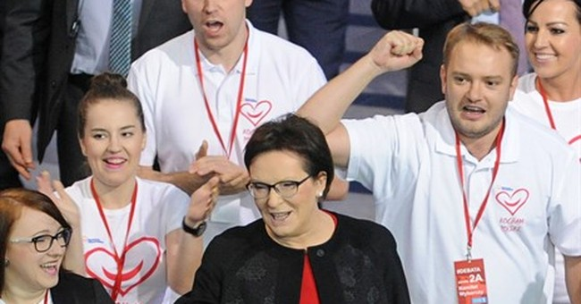 Women dominate Polish election, with 3 vying to lead country