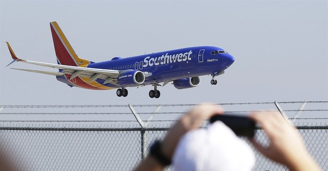Cheap fuel and rising revenue help boost Southwest Airlines