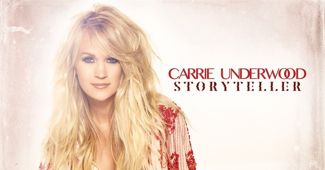 Review: Carrie Underwood a little more personal on new album