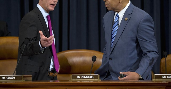 The Latest: Gowdy to Clinton _ Benghazi probe not about you