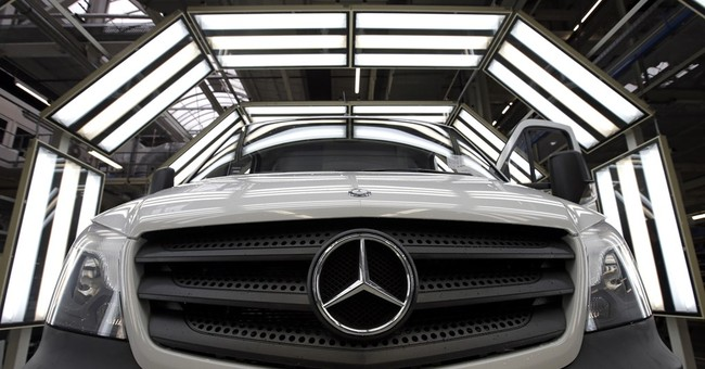 Daimler sales, profits rise on C-Class, SUVs