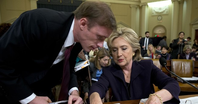 Clinton revels in signs that Dems are coalescing around her