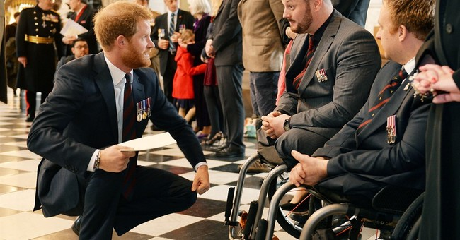 Prince Harry in US next week to promote sporting event