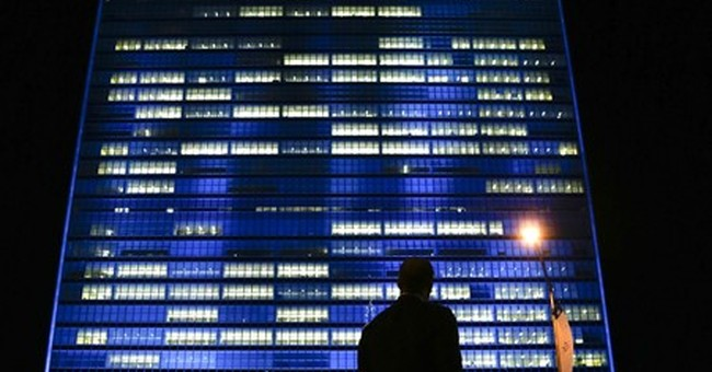 Over 200 landmarks to light up UN blue on 70th anniversary