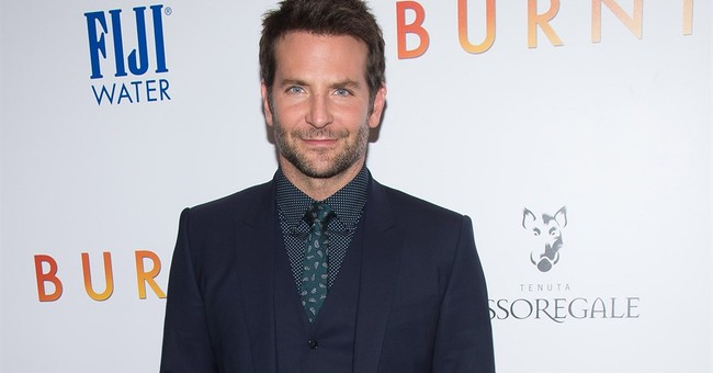 Bradley Cooper rolls up his sleeves for 'Burnt'