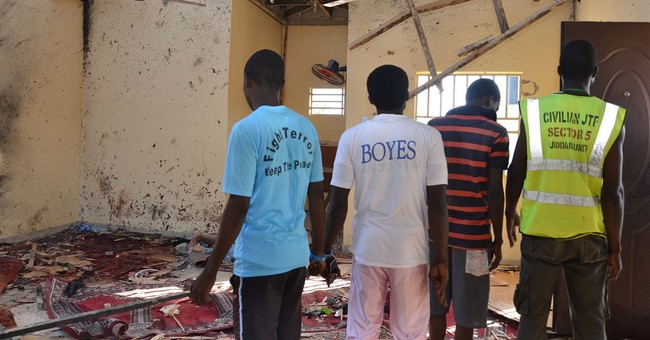 Suicide bombers kill 42 in 2 northeast Nigerian mosques