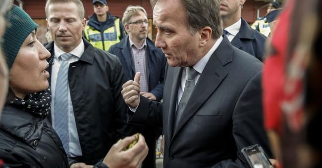 Hundreds at candlelight vigil for Swedish school stabbings