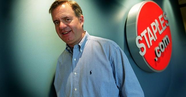 Thomas Stemberg, founder of Staples office superstore, dies