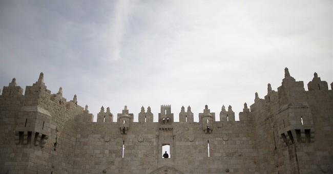 The Latest: Quartet calls for calm amid Mideast tensions