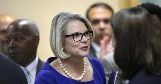 Former Bush education chief Spellings to lead UNC system