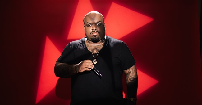 Singer CeeLo Green reveals he's been engaged for 1 year