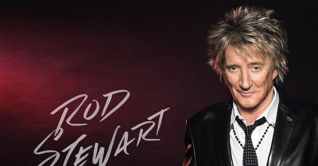 Music Review: Rod Stewart's voice lifts 'Another Country'