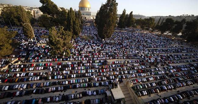 US seeking clarity on ground rules at key Jerusalem shrine