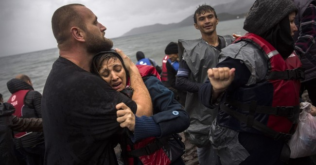 The Latest: UN experts say force won't stop migrants
