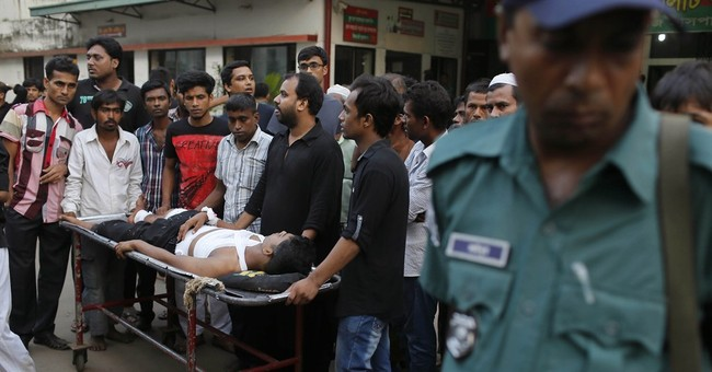 Bomb attacks in Bangladesh leave 1 dead, over 100 injured