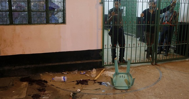 Bombs rip through Shiite procession in Bangladesh, killing 1