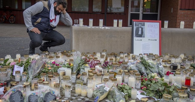 Deadly school stabbing highlights racial tensions in Sweden