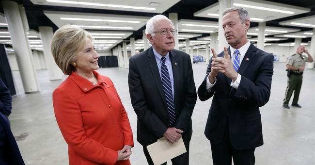 The Latest: Clinton has high praise for Biden now