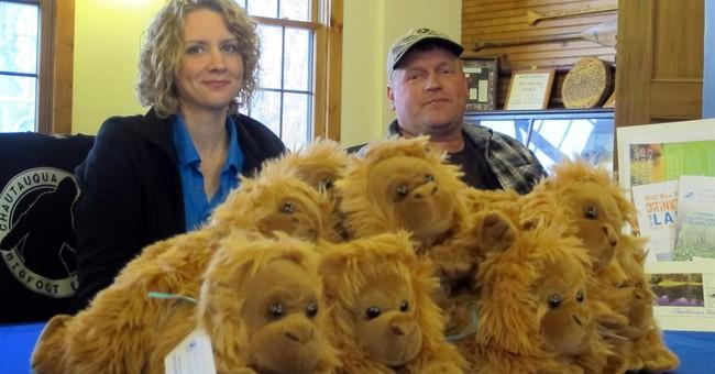 Bigfoot believers gather at New York retreat, swap stories