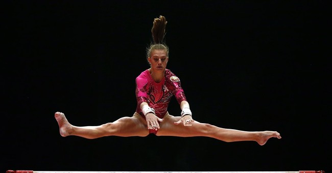 American gymnasts create unlikely alliance with Belarus