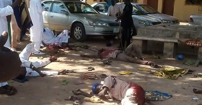 4 women suicide bombers die in northeast Nigeria, kill 1