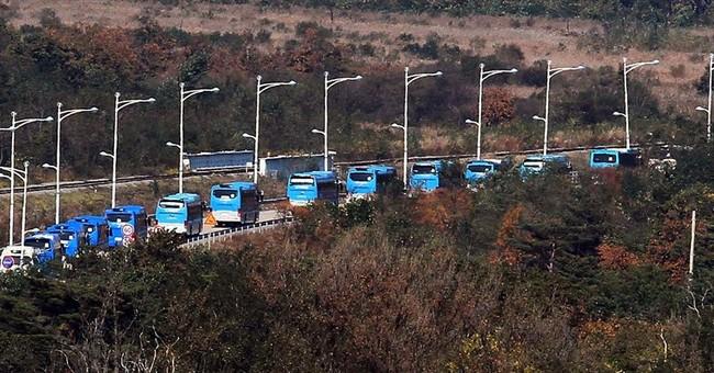 Hundreds of S. Koreans cross border for last set of reunions